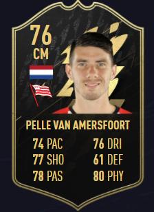 Pelle Van Amersfoort