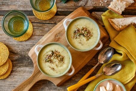 Receta fácil de puré de brócoli o cómo conseguir cuidarse sin esfuerzo