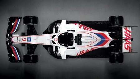 Haas F1 2021 2