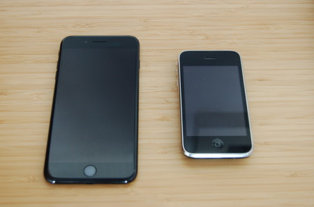 iphone 7 vs 3g