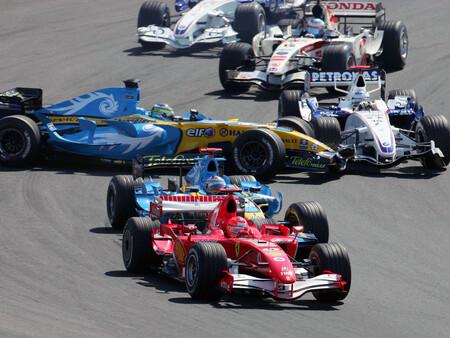 Schumacher Alonso Turquia F1 2006