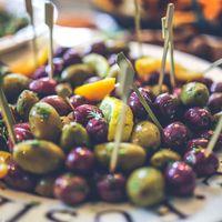 Porque no todas las aceitunas son verdes o negras, conoce estas variedades