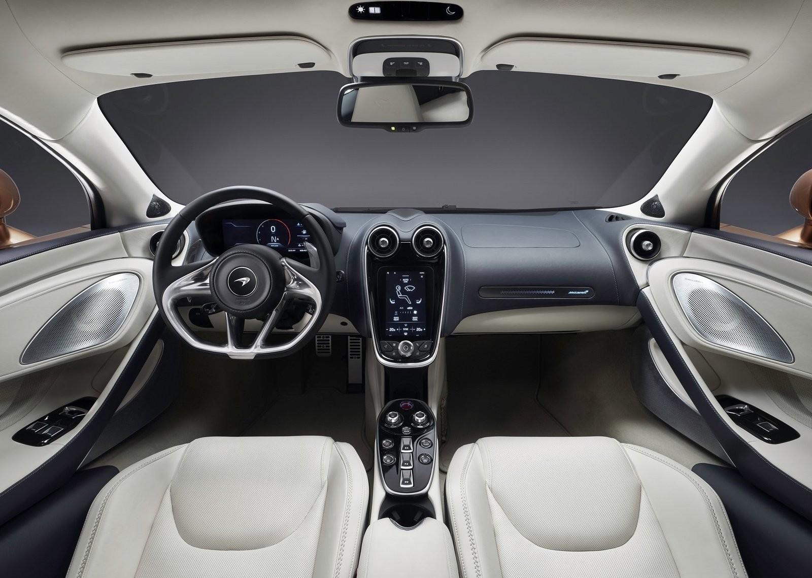 Foto de McLaren GT 2020 (16/24)