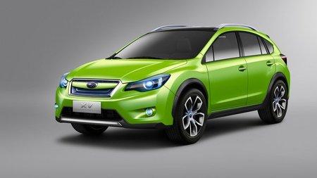 Subaru XV Concept, otro prototipo de SUV