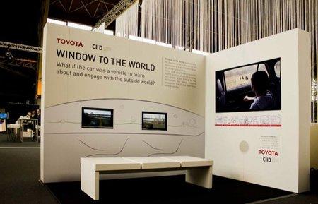 Toyota abre su particular ventana al mundo