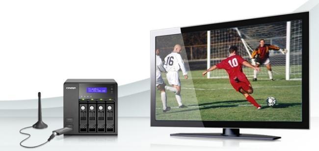 TV Station permite grabar TV en los TurboNAS de QNAP