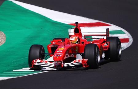 Schumacher Mugello F1 2020
