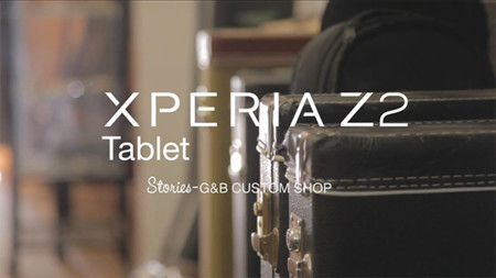 Xperia Tablet Z2 Stories - G&B Custom Shop