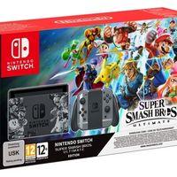 Super Smash Bros. Ultimate contará con un pack muy especial de Nintendo Switch que saldrá a la venta en noviembre