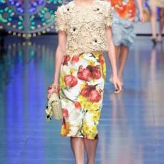 Foto 50 de 74 de la galería dolce-gabbana-primavera-verano-2012 en Trendencias