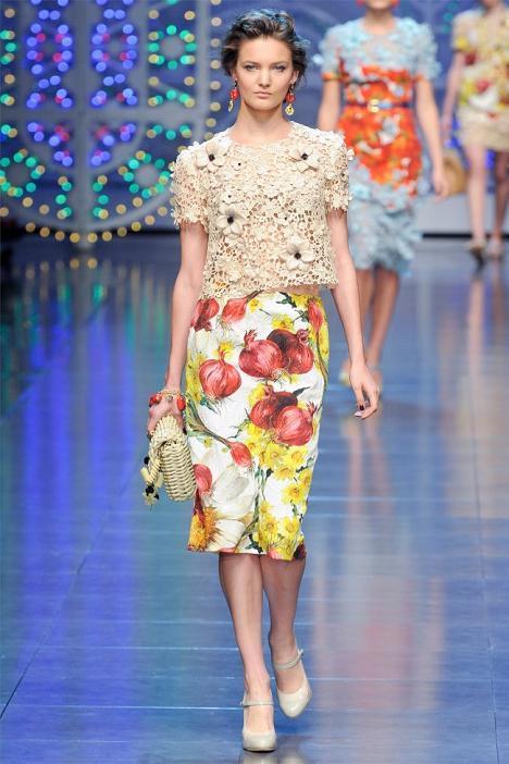 Foto de Dolce & Gabbana Primavera-Verano 2012 (50/74)