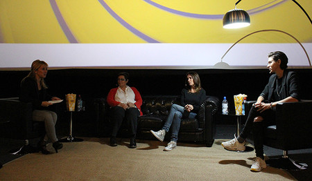 Cinesa Ciclo Mujer Mesa Redonda La Mujer En El Cine Espanol