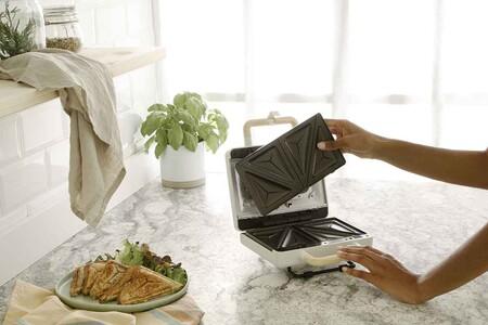 Sandwichera, grill y gofrera: las 1.001 cenas que este camaleónico dispositivo nos ayudará a preparar