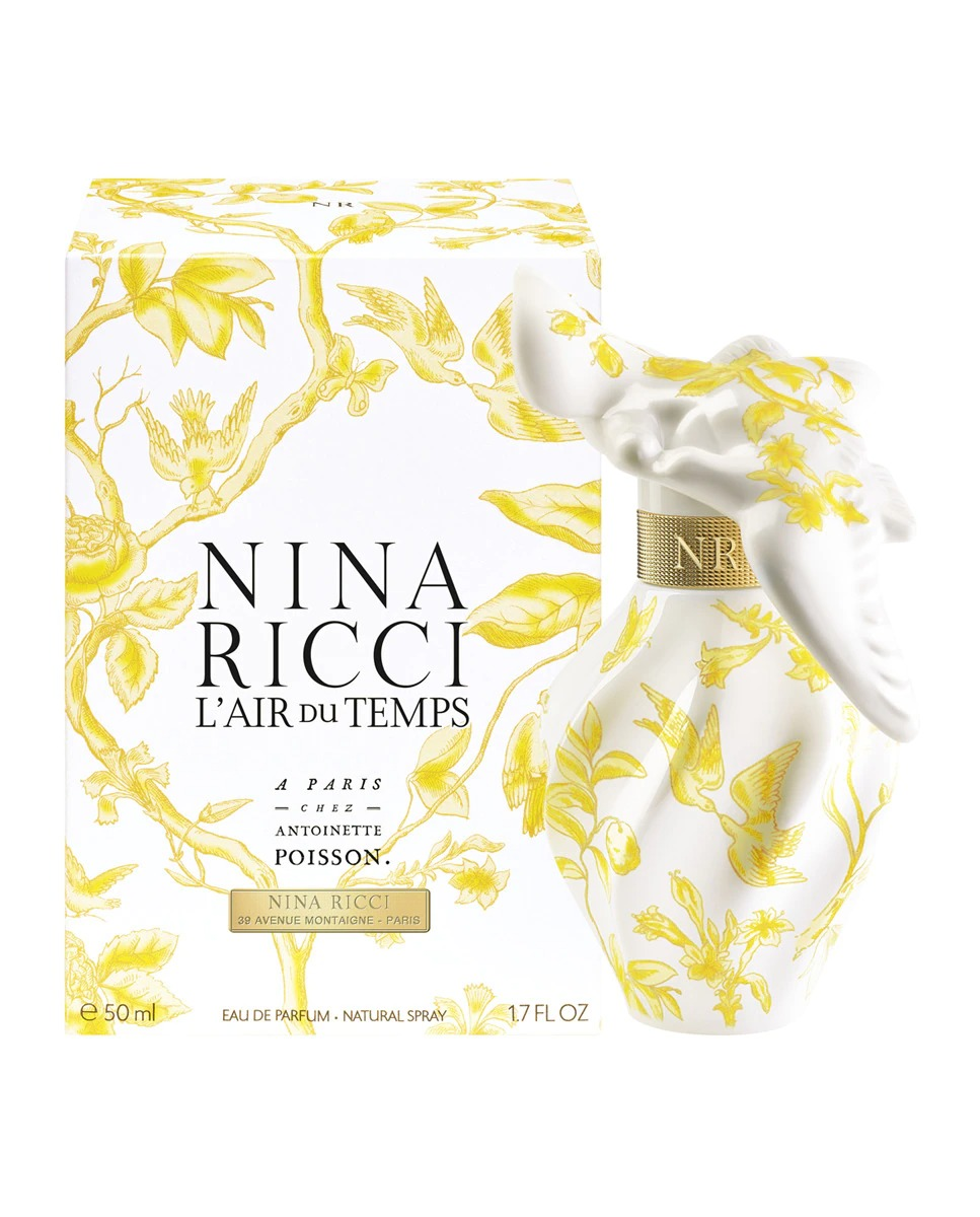 Eau de Parfum L'Air du Temps 50 ml Nina Ricci