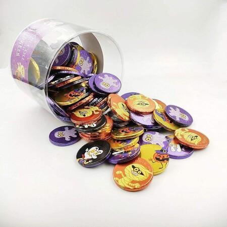 Monedas Chocolate