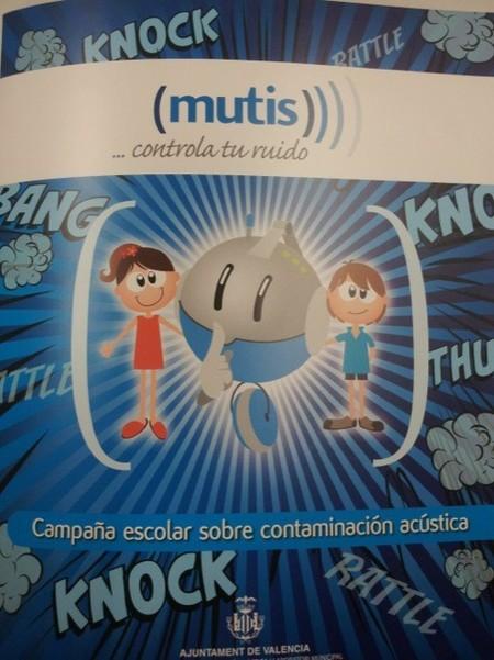 El Ayuntamiento de Valencia lanza la campaña escolar sobre contaminación acústica
