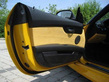 BMW Z4 Design Pure Impulse interior