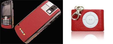 San Valentín: Protege tus gadgets con cuero y estilo