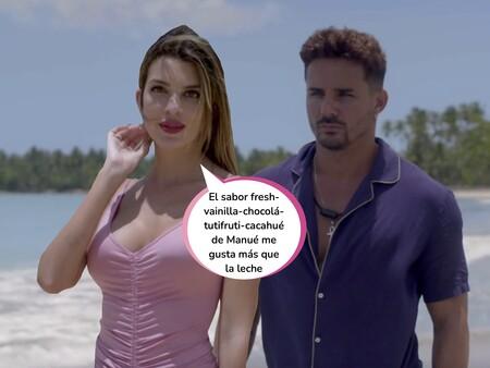 """Manuel regresa a 'La Última Tentación' dejándonos flipando por su inesperado romance con Andrea: """"Han pasado cositas"""""""