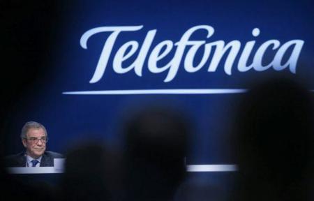 Telefónica supera en un 17% el objetivo de beneficio neto sobre el 2013