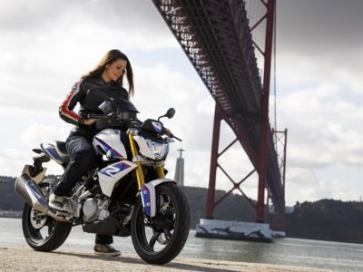 Confirmada la BMW G310 GS
