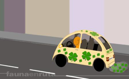 fauna en ruta: suerte