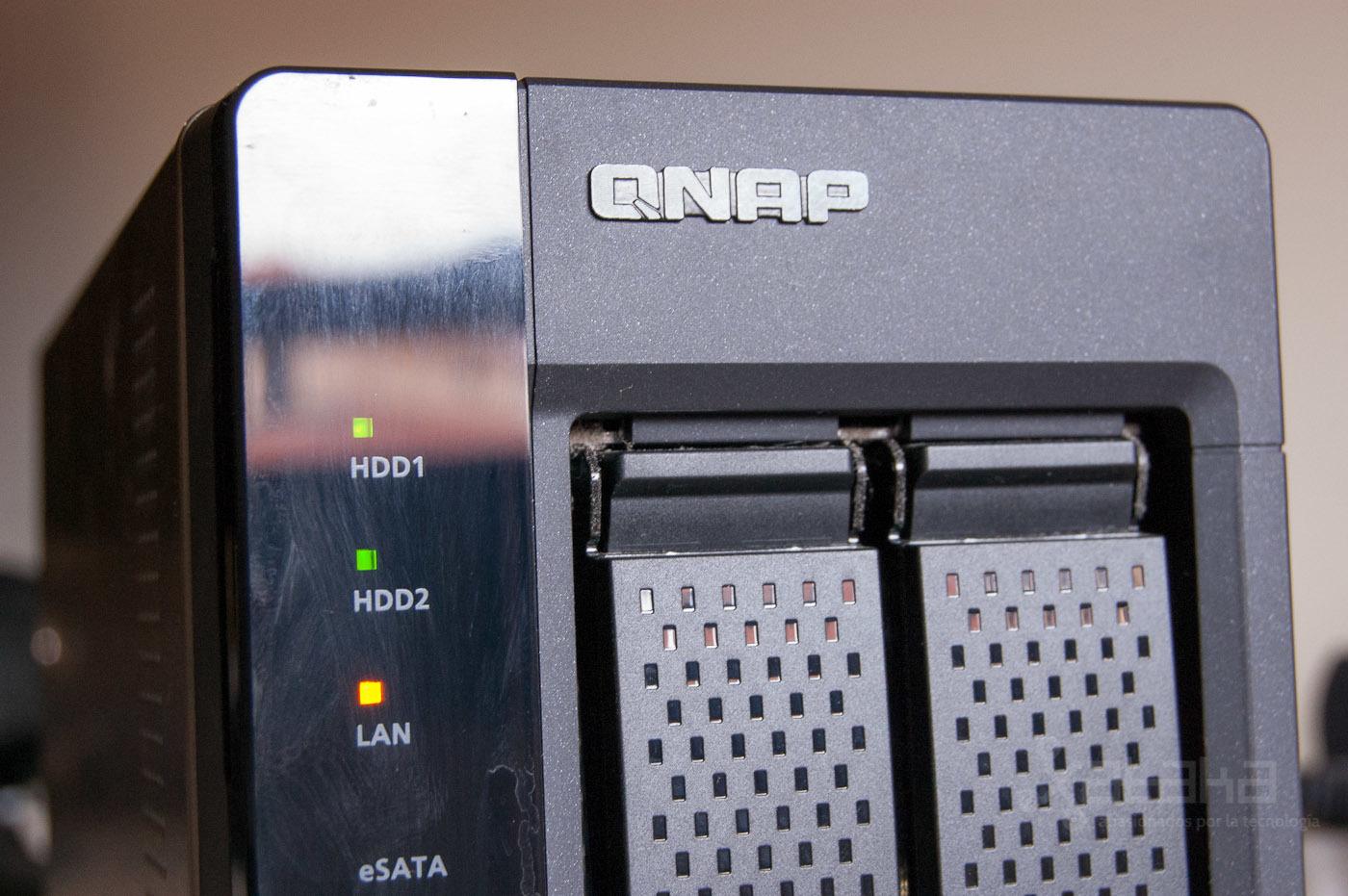 Foto de QNAP TS-269L y WD Red, análisis (2/12)