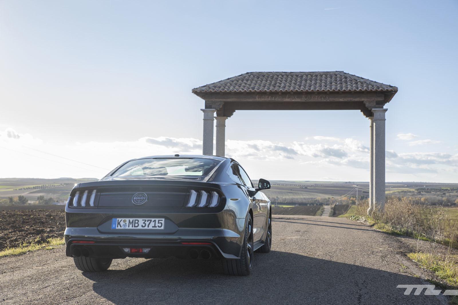 Foto de Ford Mustang Bullitt (prueba) (18/45)