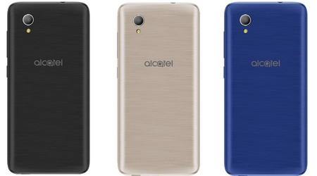 Alcatel 1, el Android Go más barato llega a España: precio y disponibilidad oficiales