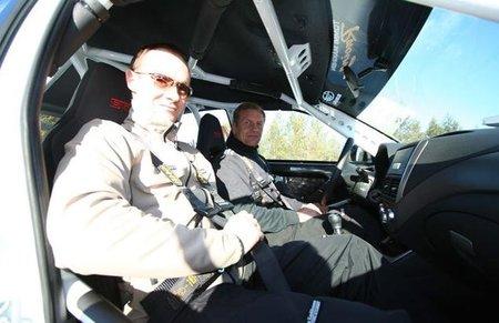 Juha Kankkunen correrá el Rally de Finlandia en un Ford Focus WRC