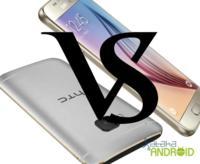 Samsung Galaxy S6 y HTC One M9, así queda la gama alta Android tras el día 0 del MWC2015