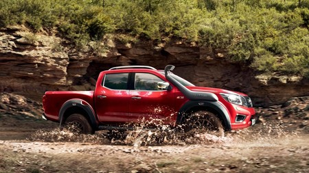 Arctic Trucks Nissan Navara Off-Roader AT32