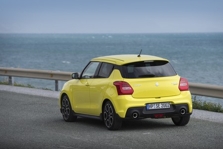 Suzuki Swift Sport 2018 066