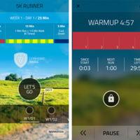 5K Runner y Pushups 0-100 Trainer, dos aplicaciones para hacer ejercicio desde cero