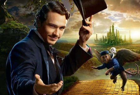 Oz, un mundo de fantasía rutinaria
