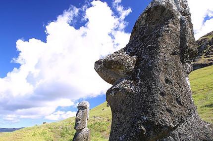 Semana Santa 2007: Isla de Pascua
