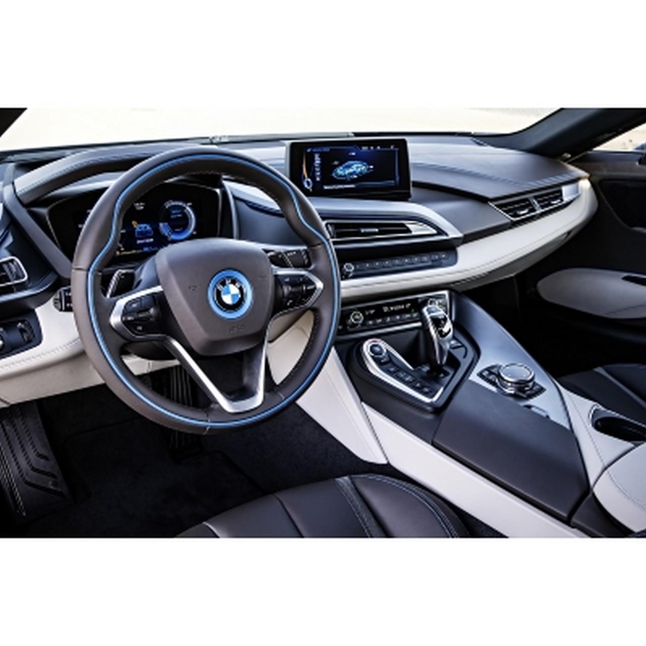 Foto de BMW i8 (104/124)
