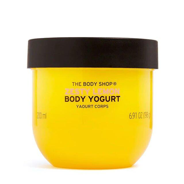 Body Yogurt de Limón