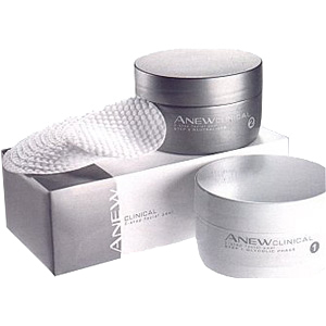 Peeling facial en dos fases de Avon