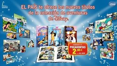 Continúa la colección de libros ilustrados de Disney
