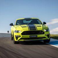 Ford Mustang R-Spec, el pony supervitaminado que requieres para el trackday