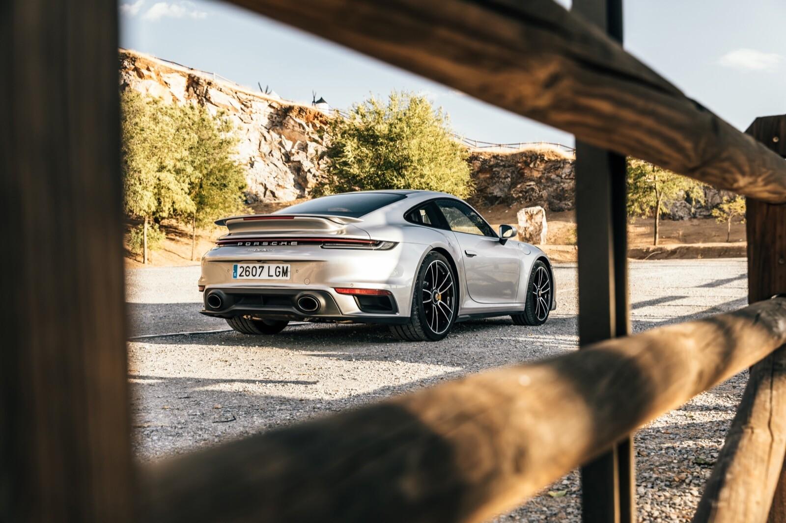 Foto de Porsche 911 Turbo S (Prueba) (15/45)
