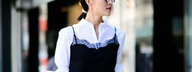 Seis formas de lucir una blusa lencera en todos tus estilismos en las que quizá no habías pensado