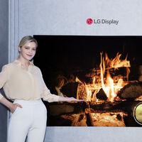 LG anuncia una nueva generación de paneles OLED: un 20% más eficientes y con nuevos tamaños de 20, 30, 42 y 83 pulgadas