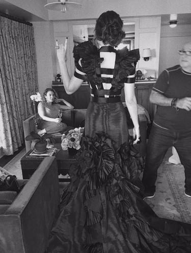 Dakota Johnson, Gucci y la Gala MET 2017, ¿qué puede salir mal?