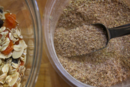 Germen de trigo, una concentrada fuente de hierro