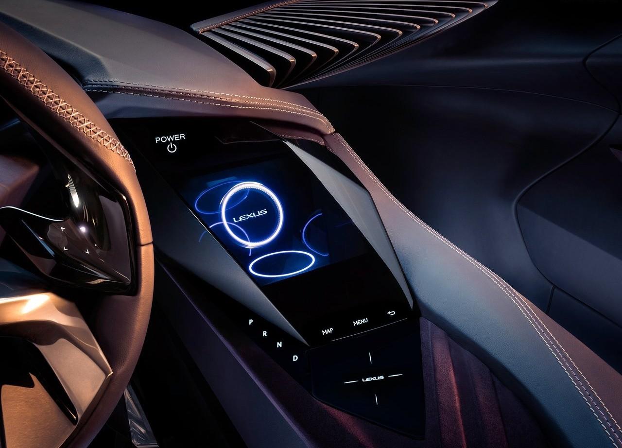 Foto de Lexus UX Concept (4/17)