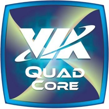 VIA Nano Quad Core logo