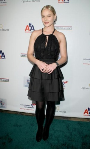 Abbie Cornish en la gala US Ireland Alliance Pre-Oscar 2009