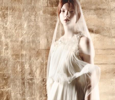 Delpozo crea una colección cápsula de vestidos de novia